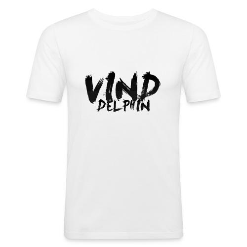 VindDelphin - Men's Slim Fit T-Shirt