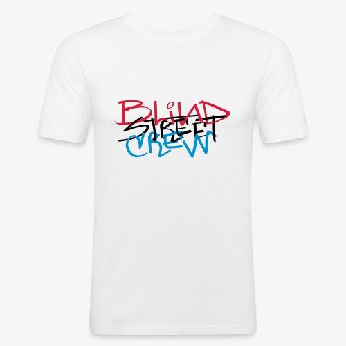 BSC Tag Rasta - Maglietta aderente da uomo