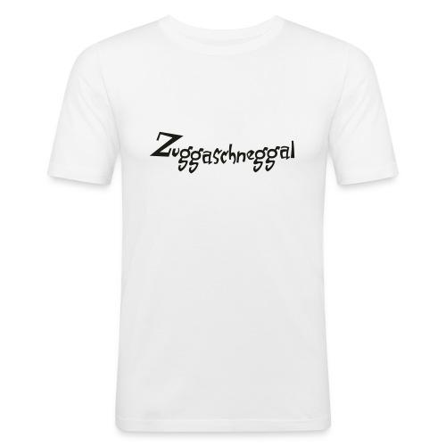 Zuckerschnecke - Männer Slim Fit T-Shirt