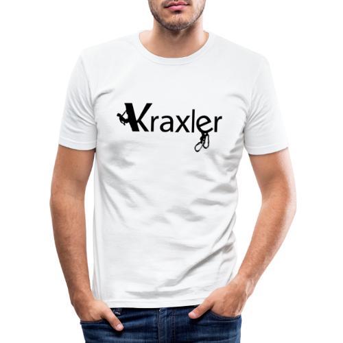 Kraxler - Männer Slim Fit T-Shirt