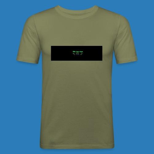 tetete-png - Herre Slim Fit T-Shirt