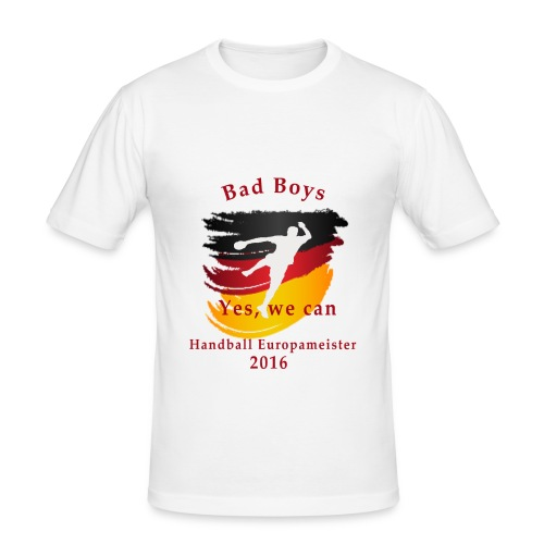 handball - Männer Slim Fit T-Shirt