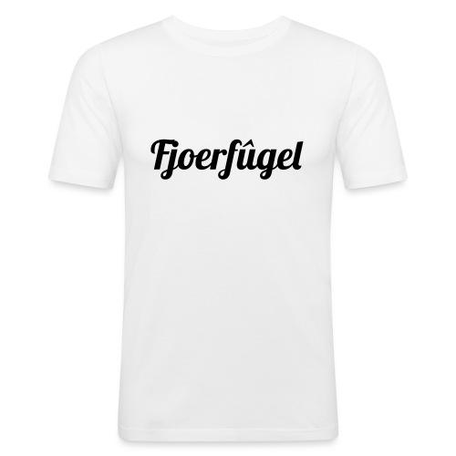 fjoerfugel - slim fit T-shirt
