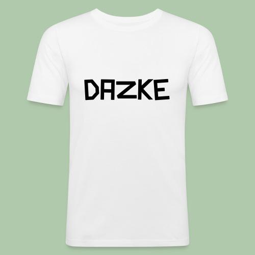 dazke_bunt - Männer Slim Fit T-Shirt