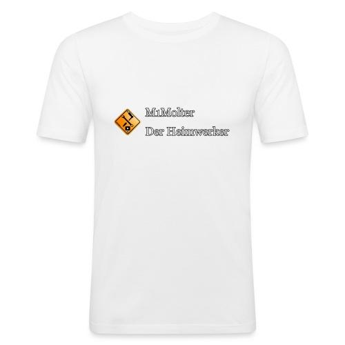 M1Molter - Der Heimwerker - Männer Slim Fit T-Shirt