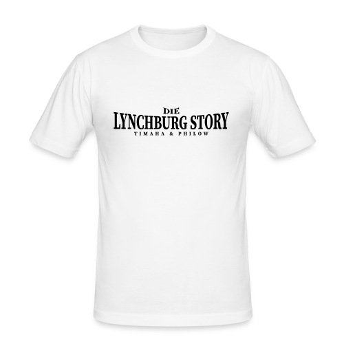 Die Lynchburg Story - Männer Slim Fit T-Shirt