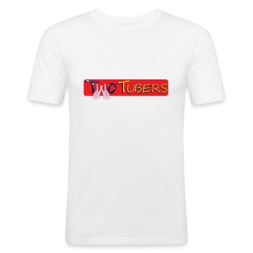 Orsetto TWOTUBERS - Maglietta aderente da uomo