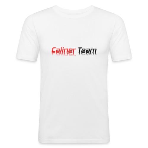 Caliner Team Tazza - Maglietta aderente da uomo