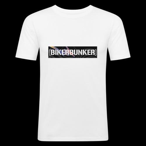 Bikergan - Männer Slim Fit T-Shirt