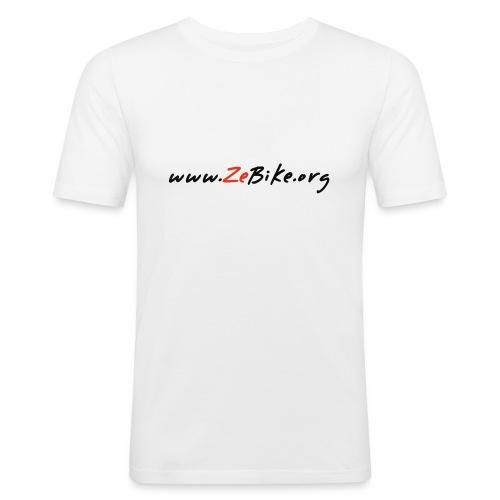 wwwzebikeorg s - T-shirt près du corps Homme
