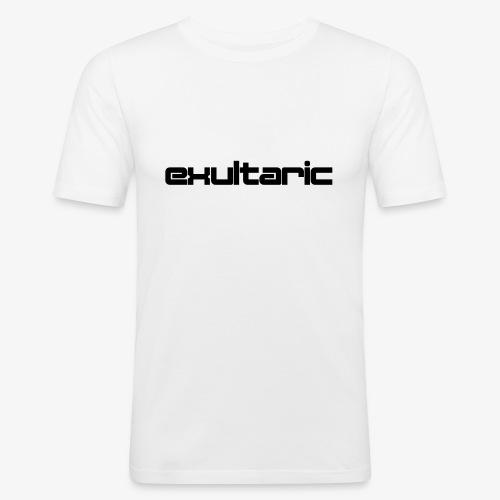 exultaric - T-shirt près du corps Homme
