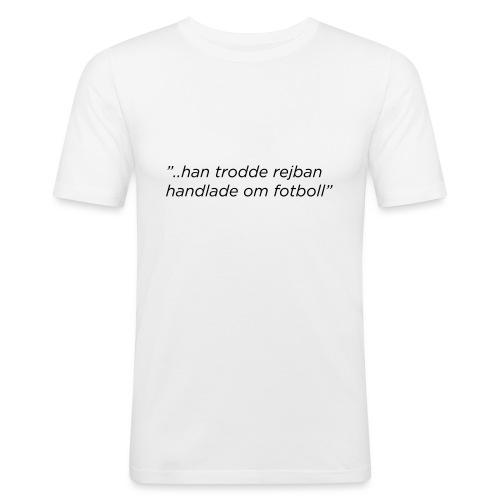 Citat - Slim Fit T-shirt herr