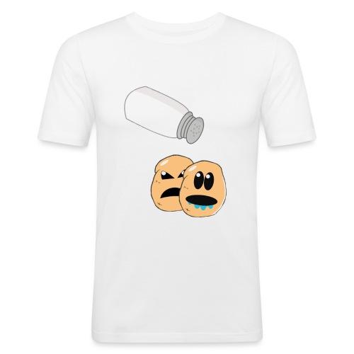 SALTY - T-shirt près du corps Homme