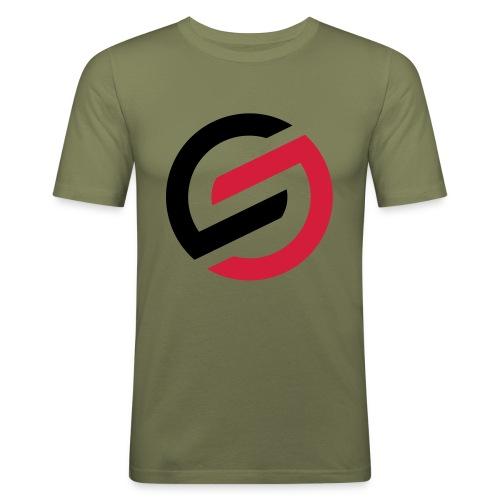 SDD Team Shirt - Männer Slim Fit T-Shirt