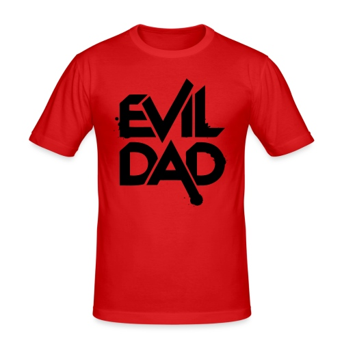 Evildad - slim fit T-shirt