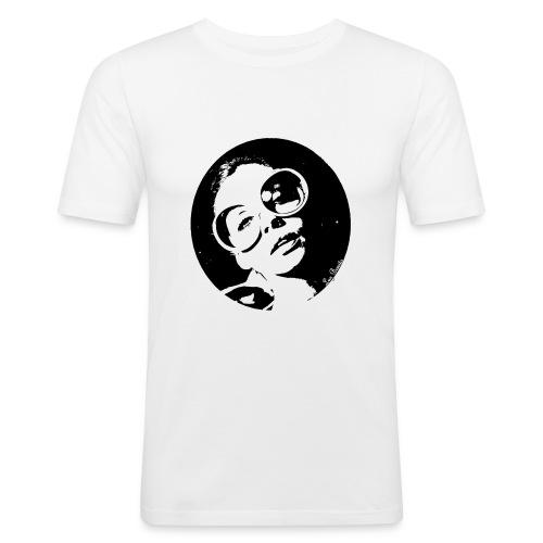 Vintage brasilian woman - T-shirt près du corps Homme
