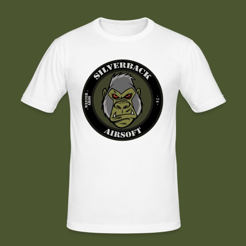 Silverback Airsoft - Slim Fit T-shirt herr