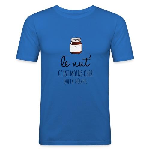 Le Nut' - T-shirt près du corps Homme