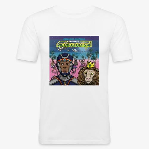 Afrifuturism - Philou Louzolo - Men's Slim Fit T-Shirt