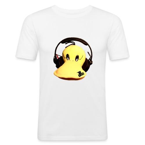 Jaques Raupé Ente - Männer Slim Fit T-Shirt