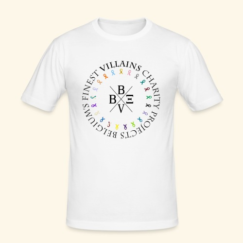 BVBE Charity Projects - Men's Slim Fit T-Shirt