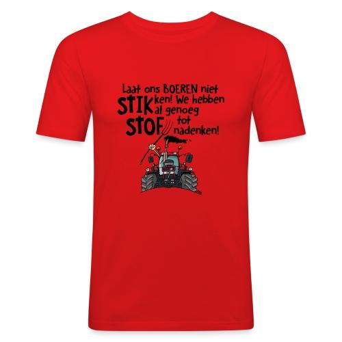 0505 stikstof - slim fit T-shirt