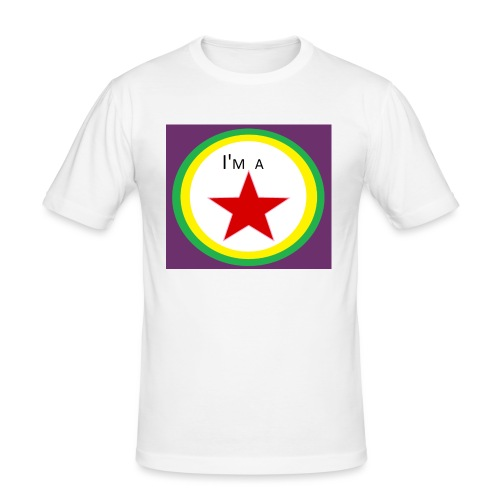 I'm a STAR! - Men's Slim Fit T-Shirt