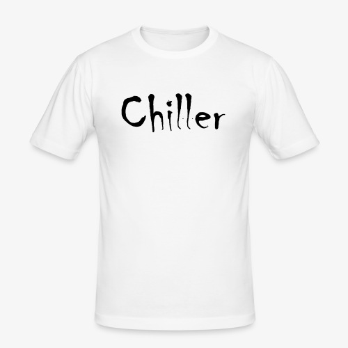 Chiller da real - Mannen slim fit T-shirt