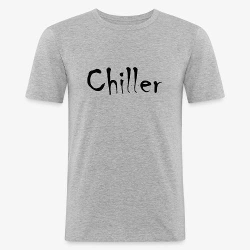 Chiller da real - Mannen slim fit T-shirt