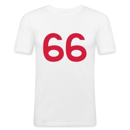 Football 66 - Men's Slim Fit T-Shirt