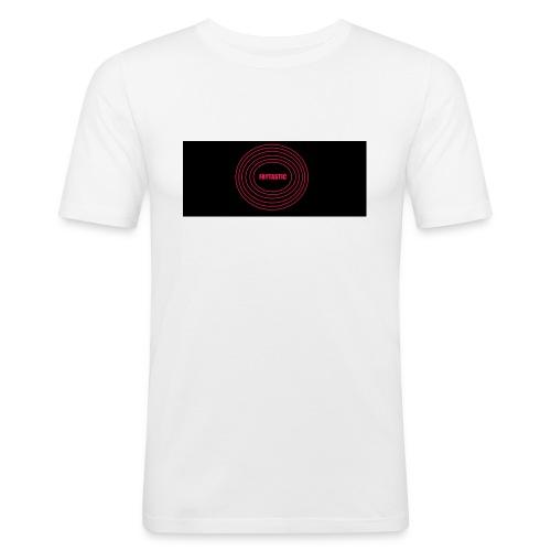 HHHHH - Herre Slim Fit T-Shirt