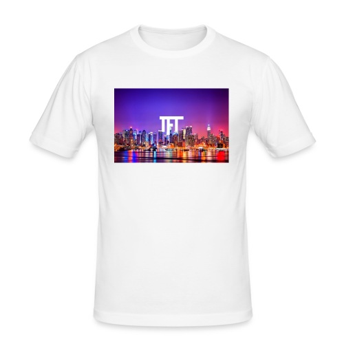 TheFlexTerms City Design - slim fit T-shirt