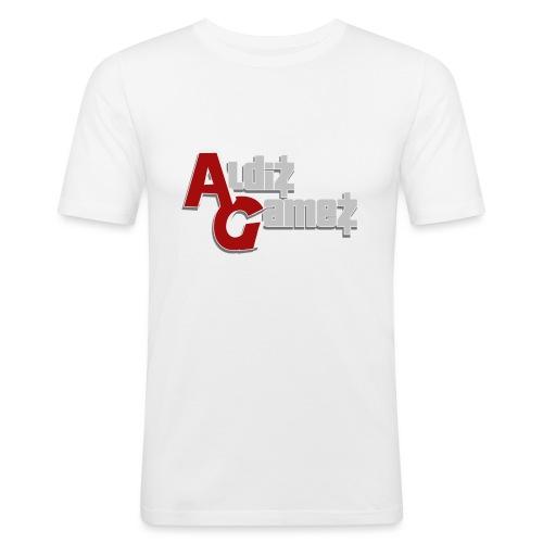 AldizGamez - Mannen slim fit T-shirt