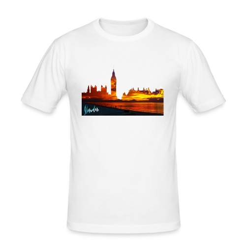 LONDON HYPE - T-shirt près du corps Homme