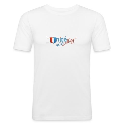 L´Unité le Mag - T-shirt près du corps Homme