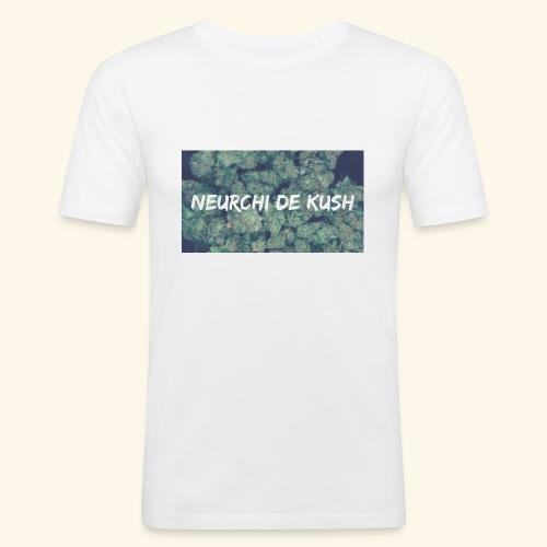 NEURCHI DE KUSH - T-shirt près du corps Homme