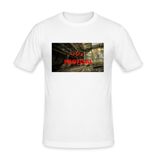 profisal - Obcisła koszulka męska