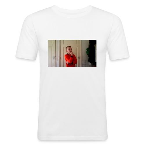 generation hoedie kids - Mannen slim fit T-shirt