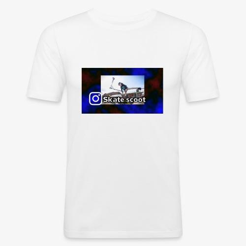 instagram name - slim fit T-shirt