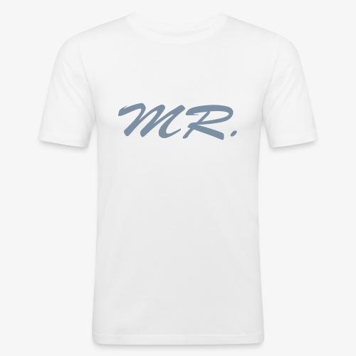 Mr. - Männer Slim Fit T-Shirt