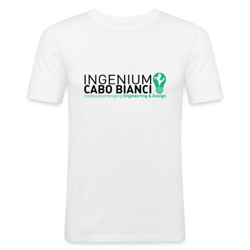Ingenium Cabo Bianci - Mannen slim fit T-shirt