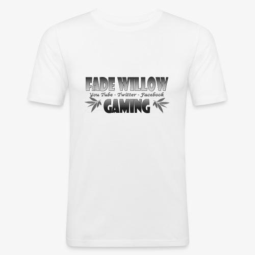 Fade Willow Gaming - Men's Slim Fit T-Shirt