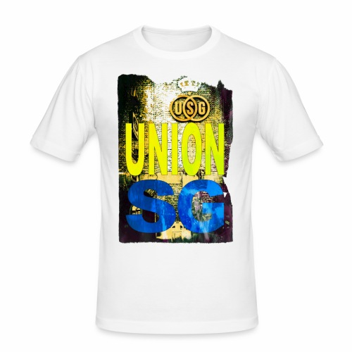 UNION SG - Mannen slim fit T-shirt