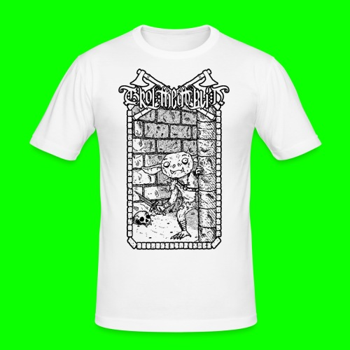 Return to the Dungeon - Men's Slim Fit T-Shirt