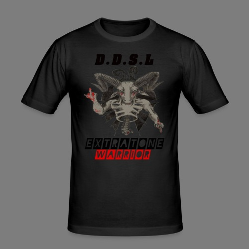DDSL E W M.A.X - Mannen slim fit T-shirt