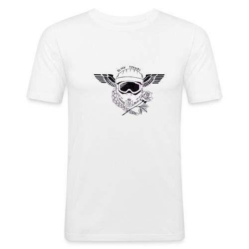 foxy crew - Männer Slim Fit T-Shirt