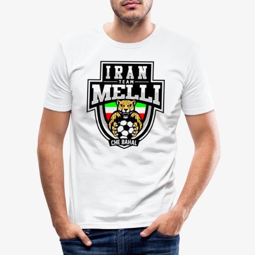 IRAN Team Melli - Männer Slim Fit T-Shirt
