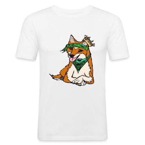 Streetclassix Tshirt Premium - Männer Slim Fit T-Shirt