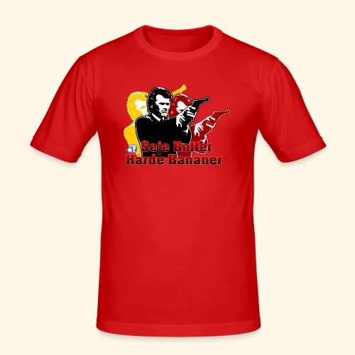 Dirty Harry - Herre Slim Fit T-Shirt