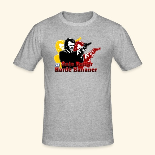 Dirty Harry - Herre Slim Fit T-Shirt
